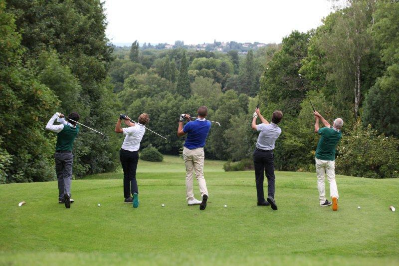Parcours de golf en Bourgogne