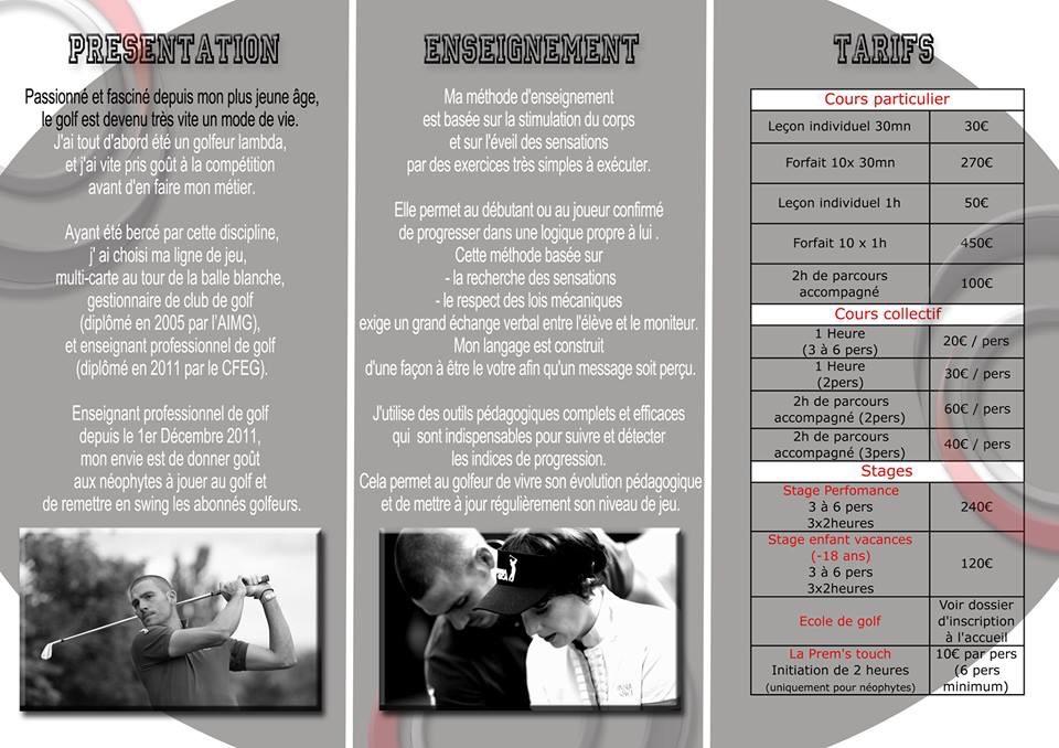 Brochure - Nicolas Belloncle
