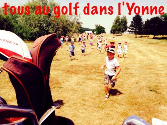 Découvrez le golf