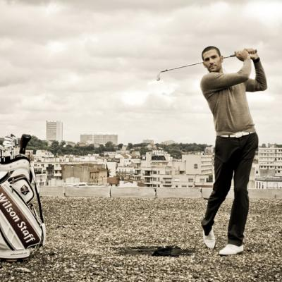 Nicolas Belloncle - Street Golf